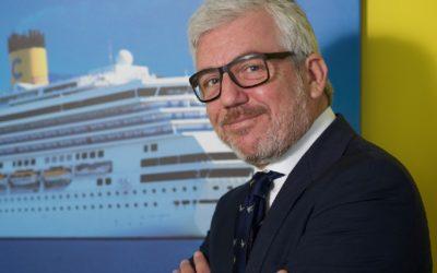 Rafael Fernández: 'Creemos que Tarragona es un destino con mucho potencial y atractivo para los cruceristas'