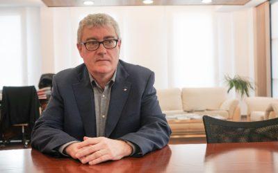 Ramón García Rodríguez: 'Tarragona es un puerto eminentemente granelero que está apostando claramente por la diversificación'