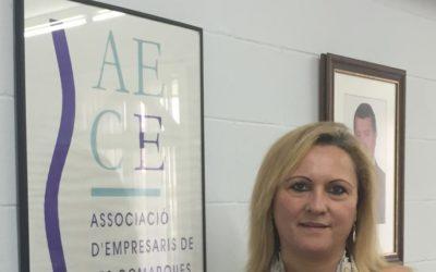 María José Fernández: 'Si volem fer territori i guanyar presència a nivell català, necessitem estar units'