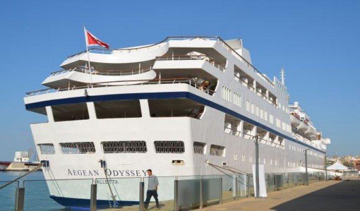 Tarragona, el puerto del Estado con el mayor crecimiento de cruceristas en 2018