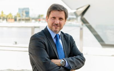Josep Andreu: 'Queremos dar el paso que nos falta para poder ser un puerto grande y importante'