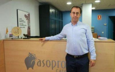 Josep Ramon Argilés:'Gracias a las exportaciones desde el Puerto, el sector vacuno ha ido mejorando su situación'