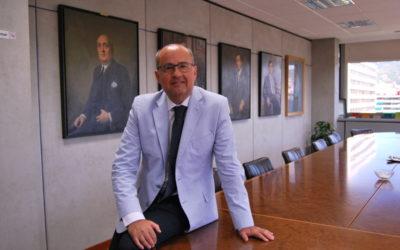 Agustín Franco: 'A finales de este año produciremos un volumen de cloro y sosa similar al de antes del cese de las plantas de mercurio'