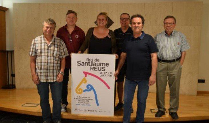 Presentada una nova edició de la Fira de Sant Jaume, la fira del cavall referent a Catalunya