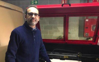 Laserlab 3D, el tall de laser a l'abast de tothom