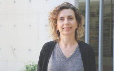 Montserrat Ferrando: 'Tenim reptes pendents relacionats amb la nostra visibilitat nacional i internacional, i més en un entorn universitari cada cop més global i competitiu'