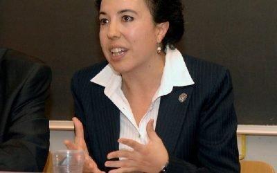 Yolanda Cesteros: 'El enorme potencial del sector químico existente en Tarragona nos permite afrontar el futuro con optimismo'