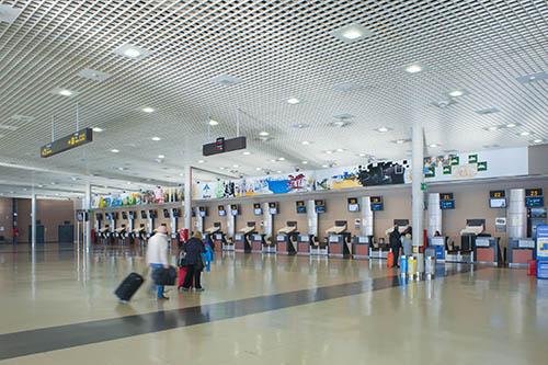 L'Aeroport de Reus supera els 190.000 passatgers al juliol