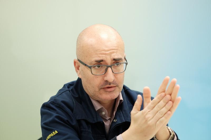 Manel Montaño: 'En un o dos anys serem els líders mundials del nostre sector'