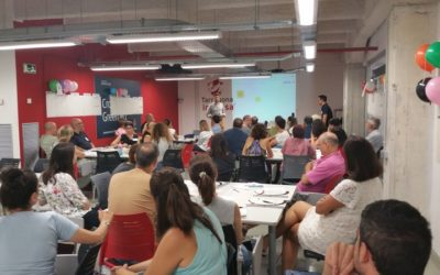 Tarragona Impulsa acull la IV Jornada de Promoció de l'Emprenedoria del Professorat