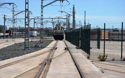 El Puerto busca mejorar y potenciar con ADIF el transporte por ferrocarril
