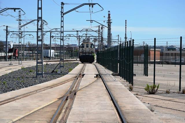 L'Ajuntament de Tarragona vol que el transport de mercaderies per ferrocarril es desplaci per l'interior