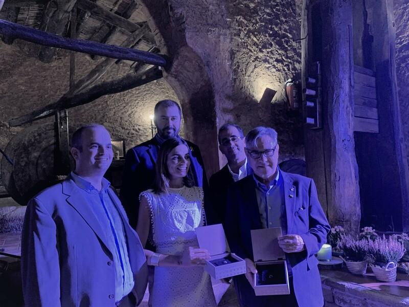 Eduard Rovira i Inma Rodríguez, Premis 'C d'Or' de Càmpings Tarragona Ciutat