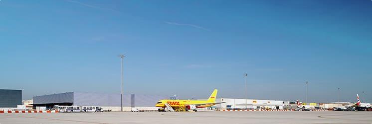 La carga aérea no tiene recorrido en el aeropuerto de Reus