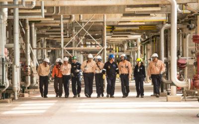 Repsol inicia la parada de part del complex industrial