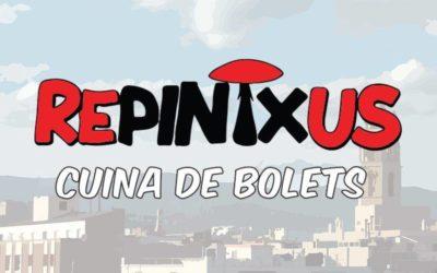 Torna Repintxus amb una edició dedicada als bolets