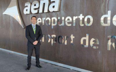 L'Aeroport de Reus espera completar les obres d'ampliació a l'inici de la temporada d'estiu de 2020