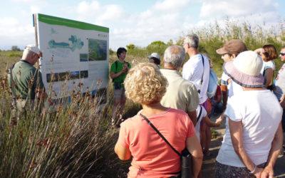 Els diumenges, visites a l'espai natural de la Séquia Major de Vila-seca