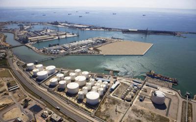 El Puerto de Tarragona, entre los nueve mejor conectados del sistema portuario español