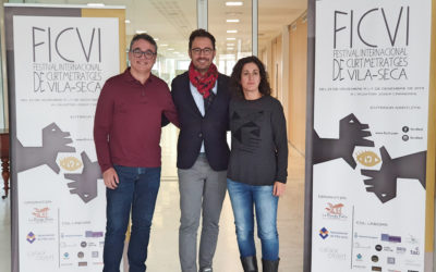 El proper dissabte arrenca una nova edició del Festival Internacional de Curtmetratges de Vila-seca