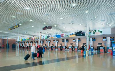 Augmenta un 4,3% el nombre de passatgers a l'Aeroport de Reus el mes d'octubre