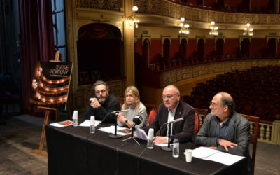 El Teatre Fortuny presenta la nova temporada amb 32 funcions de diferents disciplines adreçades a tot tipus de públic