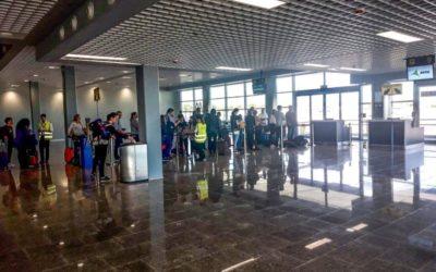 L'Aeroport de Reus tanca l'any 2019 amb 1 milió de passatgers