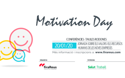 El Motivation Day torna a firaReus el pròxim dilluns 20 de gener