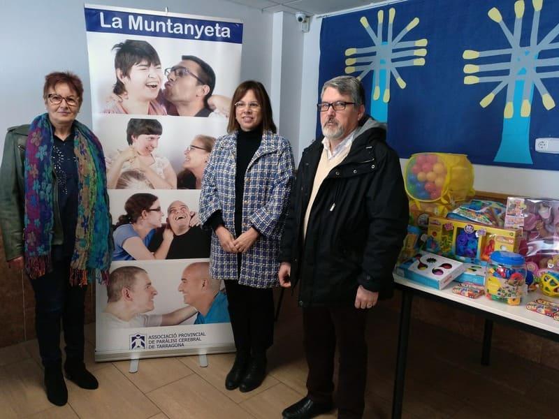 ASESA i els seus treballadors col·laboren amb La Muntanyeta