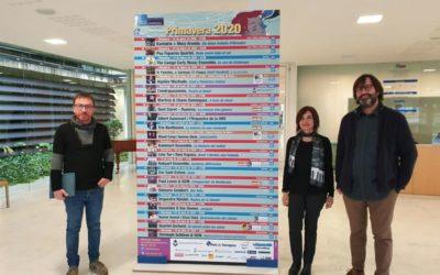 Un total de 20 concerts donen forma a la nova temporada de primavera  de l'Auditori Josep Carreras
