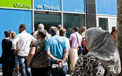 Puja l'atur a les comarques de Tarragona en 8.700 persones i la taxa supera el 15%