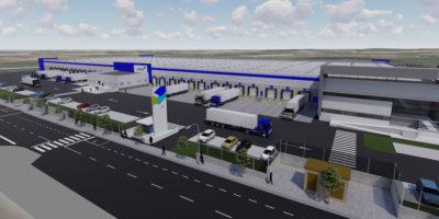 Logicor levantará en Bràfim un centro logístico  de 27.600m2