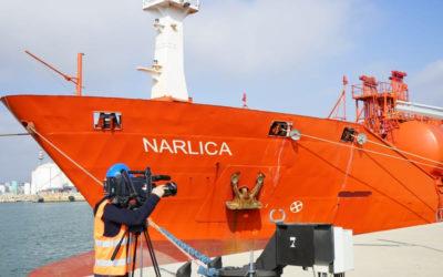 Entra en funcionamiento la primera fase del proyecto de expansión de TEPSA en el Puerto