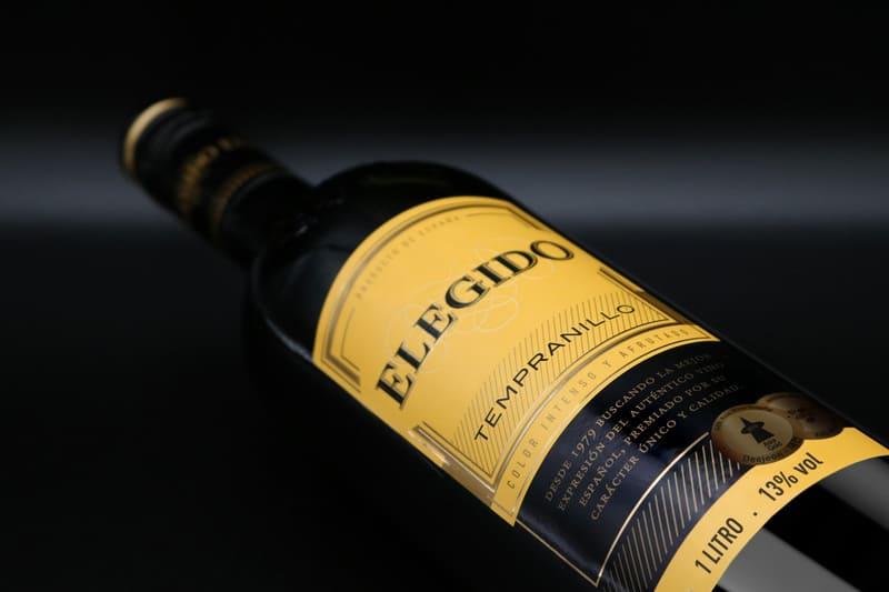 Nueva imagen del vino ELEGIDO en su 40 aniversario