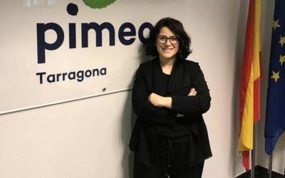 Gemma Gasulla, nova secretària territorial de Pimec Tarragona