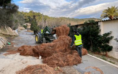El temporal Gloria causa pèrdues de més d'un milió d'euros per l'Agrupació de Càmpings Tarragona Ciutat