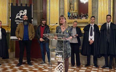 El Palau Bofarull de la Diputació de Tarragona es vesteix del Carnaval