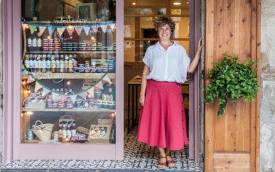 Maria Soler: l'afició per fer melmelades es converteix en negoci