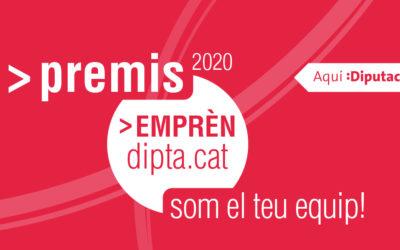En marxa una nova convocatòria dels Premis Emprèn de la Diputació de Tarragona