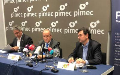 PIMEC Tarragona aposta per crear una plataforma per impulsar el teixit productiu