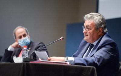 El president de la Cambra de Reus defensa la inversió amb infraestructures com a eina de reactivació econòmica
