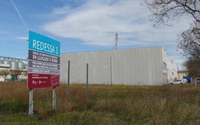 Adjudicats dos lots de sòl industrial de Redessa 3 per 1.242.000€