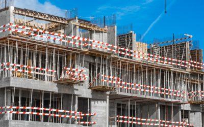 Creix un 10% fins al juliol  la construcció d'obra  nova a Tarragona