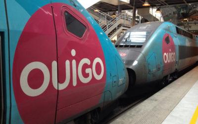 Ouigo ofrecerá el próximo 15 de marzo 5 servicios de alta velocidad entre Madrid y Barcelona con paradas en Tarragona
