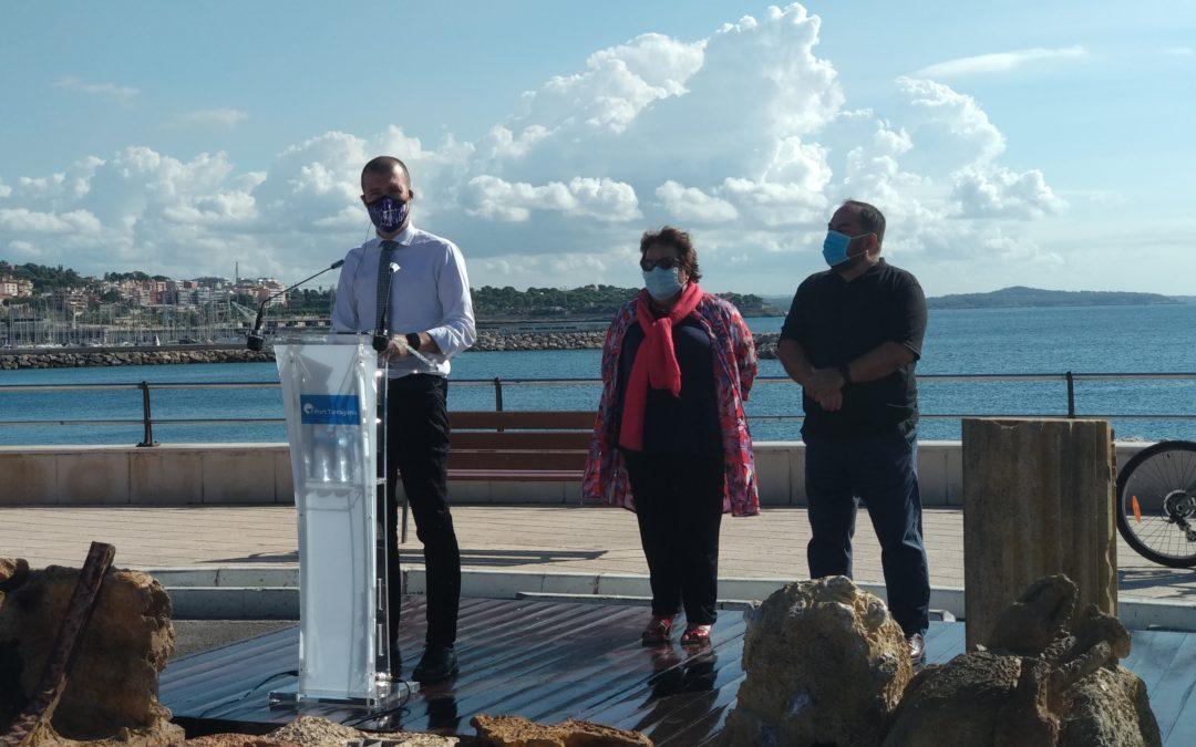 El Puerto y la URV regenerarán especies marinas del entorno con un enfoque comercial