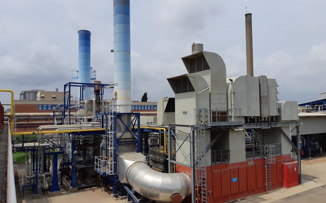Covestro reduce un 21% las emisiones de CO2 en su planta de Tarragona