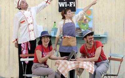 L'espectacle familiar 'Chef Nature', primera proposta de la 4a Biennal d'Art Gastronòmic de Cambrils