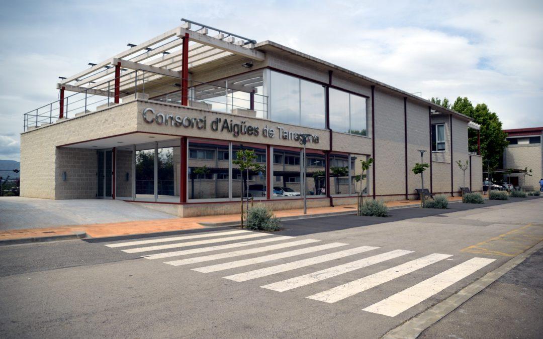 El Consorci d'Aigües de Tarragona aprova un pressupost de 38,5M€ per a l'any 2021