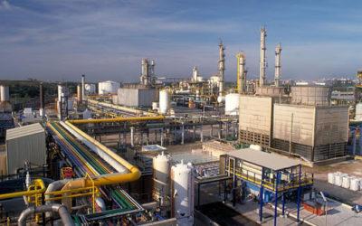 La fàbrica d'Ercros a Flix, premiada per la seva seguretat laboral