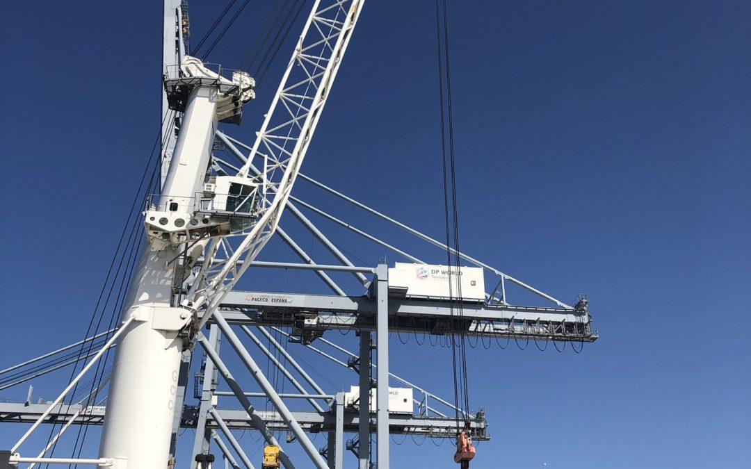 El Port frena en septiembre su caída y mejora en algunos tráficos